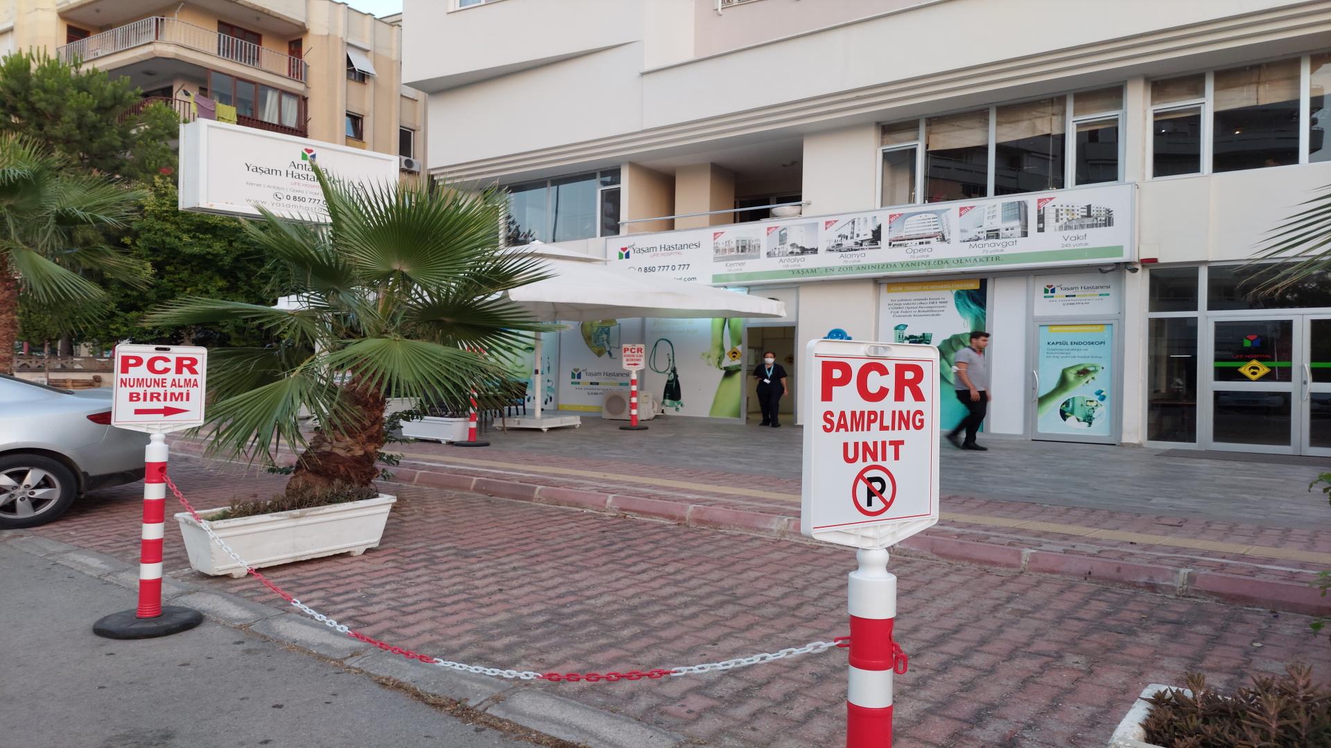 Antalya Pcr Test