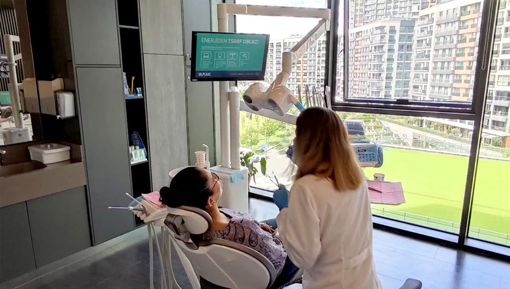 Dental Crown in Turkey