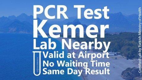 PCR TEST in Kemer - 5