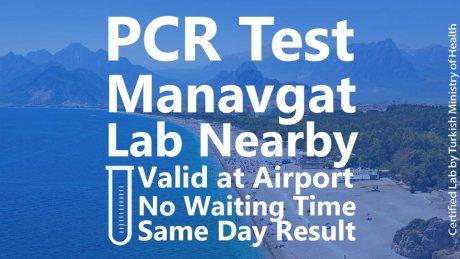 PCR TEST in Manavgat - 1