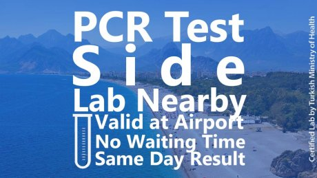 PCR TEST in Side - 1