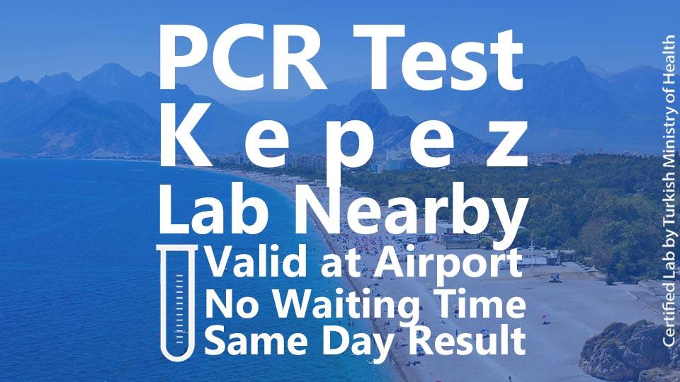 PCR TEST in Kepez