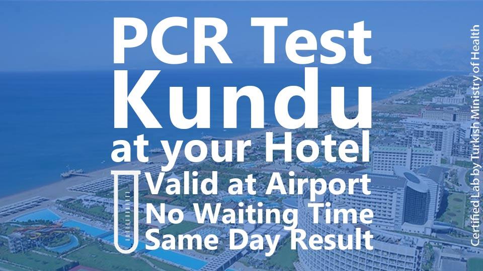 PCR TEST in Kundu